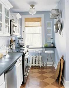 comment amenager une petite cuisine archzinefr With amenagement d une petite cuisine