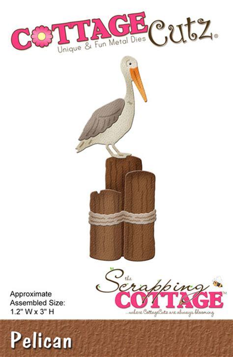 cottage cutz dies cottage cutz die pelican