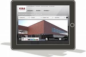 Fassaden Konfigurator Kostenlos : gima fassaden konfigurator agentur zur sch nen g rtnerin gmbh ~ Orissabook.com Haus und Dekorationen