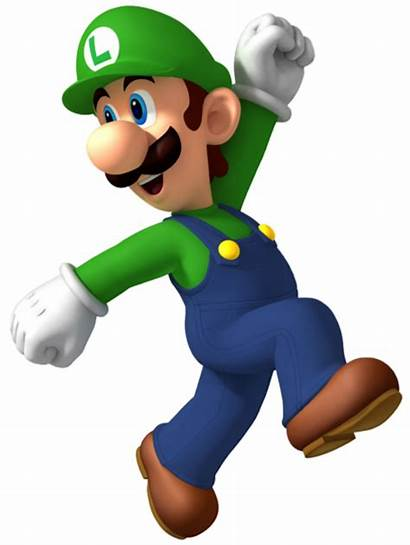 Luigi Mario Party Character Characters Super Games