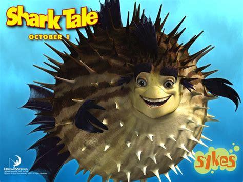 40 Best Shark Tale Images On Pinterest