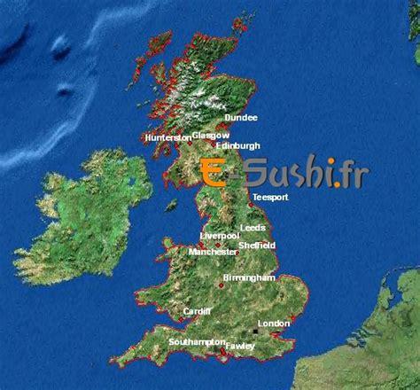 Carte Angleterre Grandes Villes by Carte Angleterre Image Et Photos Arts Et Voyages