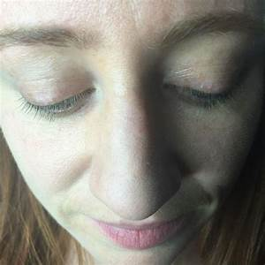 Eyelash Extensions for Redheads - Photos of Before + After