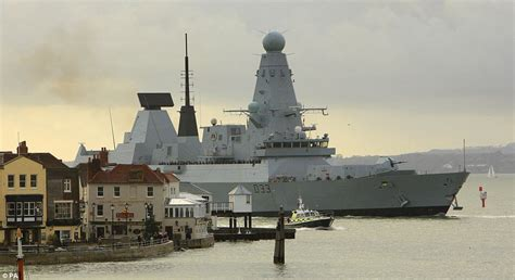 Coventry Sinking by Hms Dauntless How Britain S New 163 1bn Super Ship Isn T In