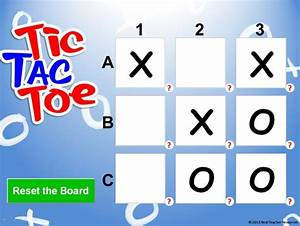 tired of playing jeopardy before tests play tic tac toe With tic tac toe template for teachers
