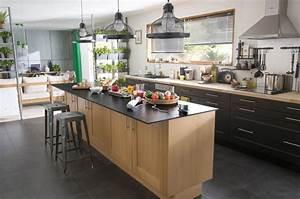 comment agencer une cuisine castorama With comment agencer une petite cuisine