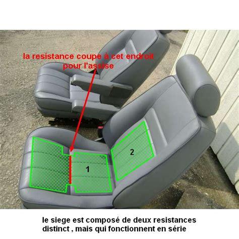 comment detacher siege de voiture réparation siege chauffant