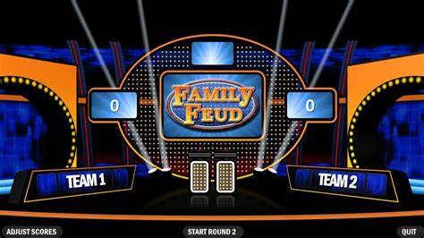 Great game to play by. 6 Free Family Feud PowerPoint Templates for Teachers