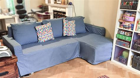 Replacement Ikea Lugnvik Sofa-bed Covers