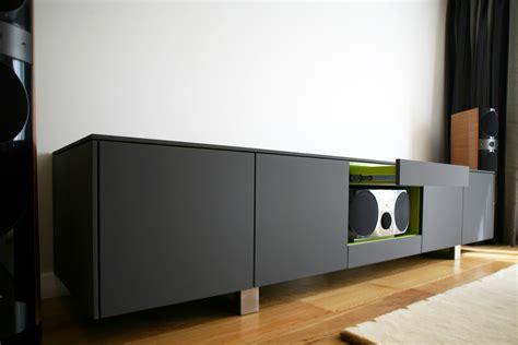 Sideboard For Tv by Matte Black Tv Sideboard Hr4 Jpg 4 368 215 2 912 Pixels