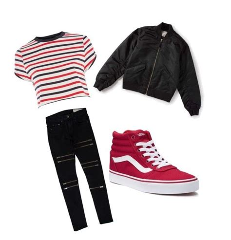 Best 25+ Red vans outfit ideas on Pinterest | All red vans Vans outfit girls and Red vans