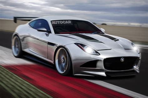 Jaguar Close To Decision Over F-type R Coupe Racing Car