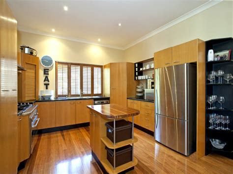 kitchen design u shape modern u shaped kitchen design using floorboards kitchen 4598