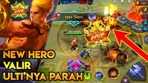 valir gameplay build valir mobile legends valir  hero