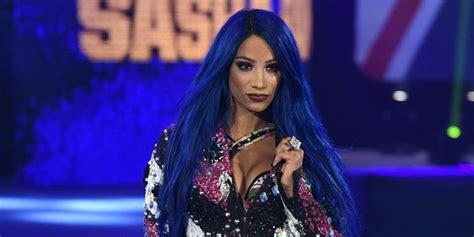 WWE's Sasha Banks stars in trailer for The Mandalorian ...