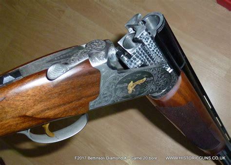 Bettinsoli Diamond X - Game 20 bore 20 gauge - Guns for ...