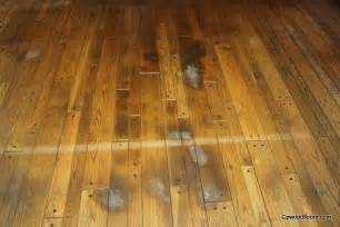restaining wood floors wb designs