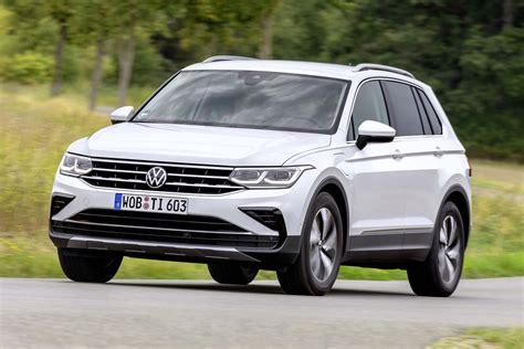 Volkswagen Tiguan hybrid review | DrivingElectric