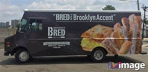 damascus bakery food truck brooklyn ny box truck wrap With truck lettering bronx ny
