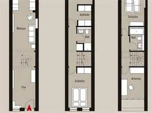 bild für schlafzimmer architektenhäuser planmaterial modernisierter altbau auf schmalem grundstück bild 8
