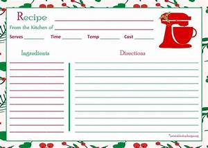 1000 ideas about recipe templates on pinterest recipe With 5x7 recipe card template for word