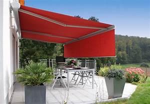 Protection Soleil Terrasse : protection solaire store banne pour maison balcon et magasin ~ Nature-et-papiers.com Idées de Décoration