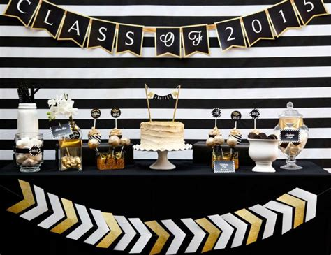 graduation table decorations 2015 13 graduation ideas