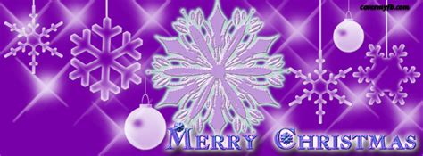 purple merry christmas facebook covers purple merry christmas fb covers purple merry christmas
