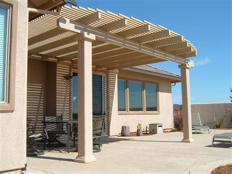 patio designs stucco patio cover designs
