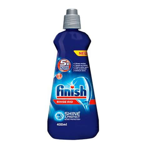 finish dishwasher rinse aid ml machine dishwashing