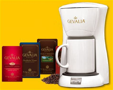 From intense dark roasts to exotic varietals, we offer over 20 premium coffees. Only $9.99 for a Single Cup Coffee Maker, plus four packages coffee (Ships FREE)