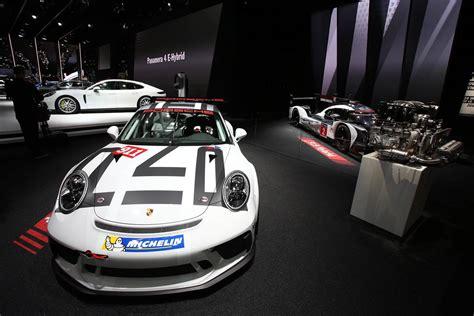 2017 Porsche 911 Gt3 Cup Wallpapers & Hd Images