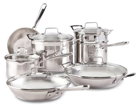 emeril chefs stainless set review worth  money