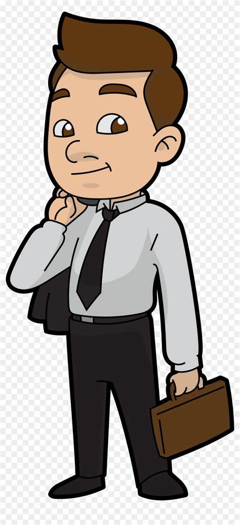 Businessman Clipart Businessman Ready For Work Businessman