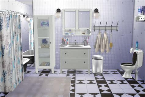 corporation simsstroy  sims  ikea bathroom hemnes