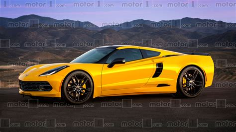 Will The Midengine Chevy Corvette C8 Look Like This?
