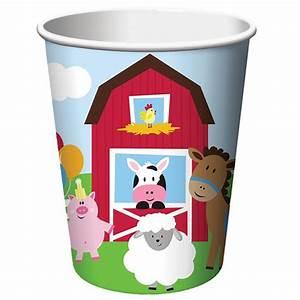 Meine Kleine Farm : pappbecher meine kleine farm 8er pack g nstig kaufen bei ~ Watch28wear.com Haus und Dekorationen