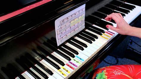 suzuki piano method lesson 9
