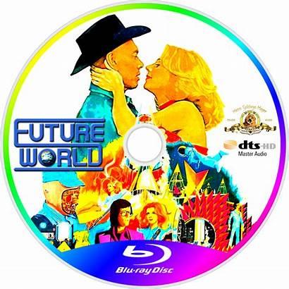 Futureworld Fanart Tv Movies Disc