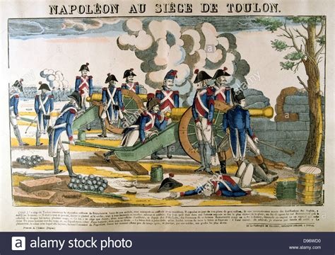 siege napoleon napoleon bonaparte at the siege of toulon 18 september to