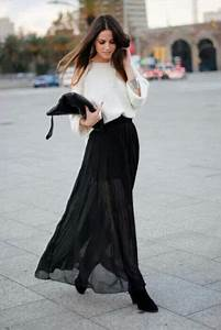 17 Best images about Winter outfits!!! on Pinterest | Blue maxi skirts Zara skirts and Maxi skirts