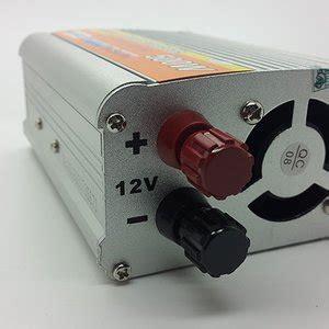 jual power inverter 500w dc 12v ke ac 220v merk suoer saa 500 limited di lapak chris chris1889