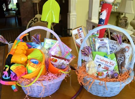 adorable easter basket ideas godfather style