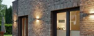Außenbeleuchtung Haus Led : au en design hausbeleuchtung home design ideen ~ Lizthompson.info Haus und Dekorationen