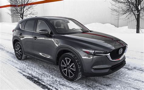 2017 Mazda Cx-5: Ready To Take On The Big Boys