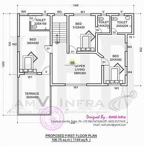 Simple 4 bedroom house plans bedroom at real estate for Simple house plan with 4 bedrooms
