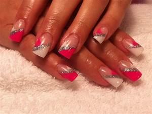 Ongles En Gel Rose : deco ongle gel rose ongles lyon estheticienne a domicile lyon pose ongles a domicile lyon ~ Melissatoandfro.com Idées de Décoration