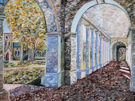 student curator brings  uva grads art