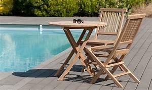 Awesome Salon De Jardin En Bois Keruing Images Amazing House Design ...