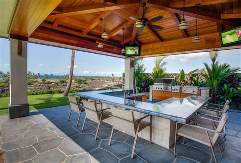 outdoor kitchens  houzzcom homes